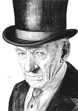 Load image into Gallery viewer, Ian McKellan print