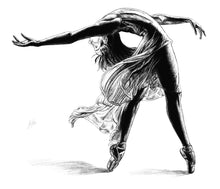 Load image into Gallery viewer, Ballet Dancer 1