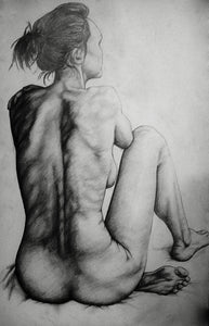 Large Life Drawing (2013)
