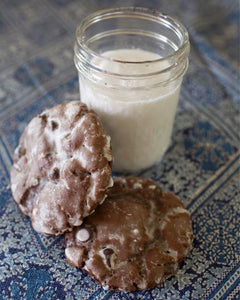 Italian Chocolate Spice Cookies