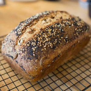 Spelt and Honey Sandwich Loaf