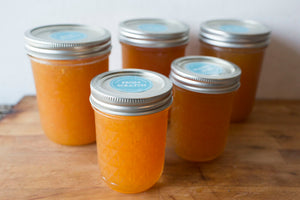 Farm Fresh Peach Jam
