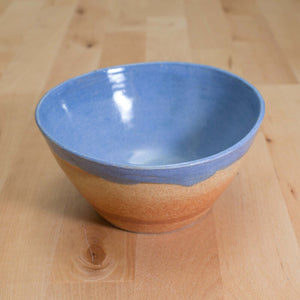 Sand and Sea Porcelain Bowl