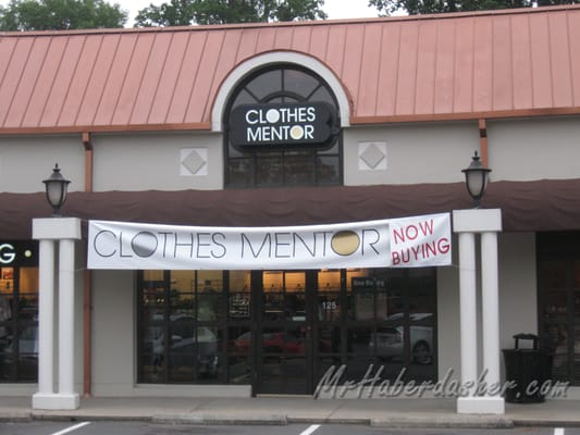 Clothes Mentor Charlotte