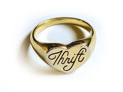 The Thrift Ring