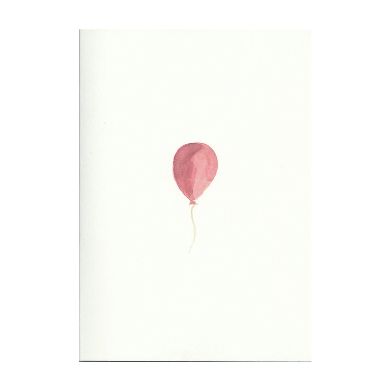 Pack of 5 Balloon Cards