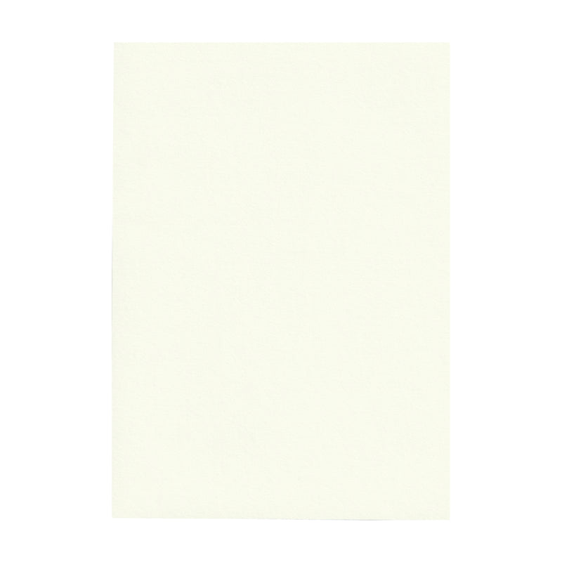 Plain Writing Paper in Cotton