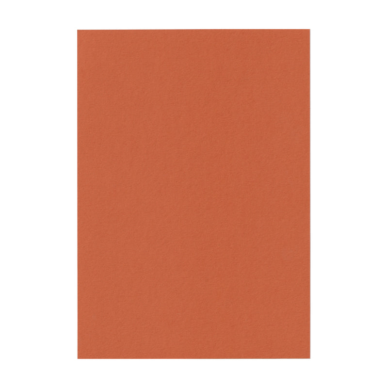 Plain Writing Paper in Russet