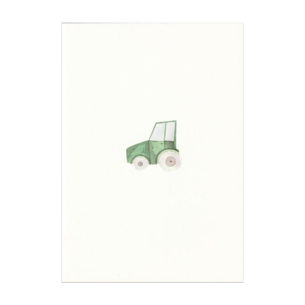 Pack of 5 Tractor Cards