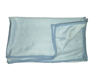 BLUE GLASS TOWEL WH1242