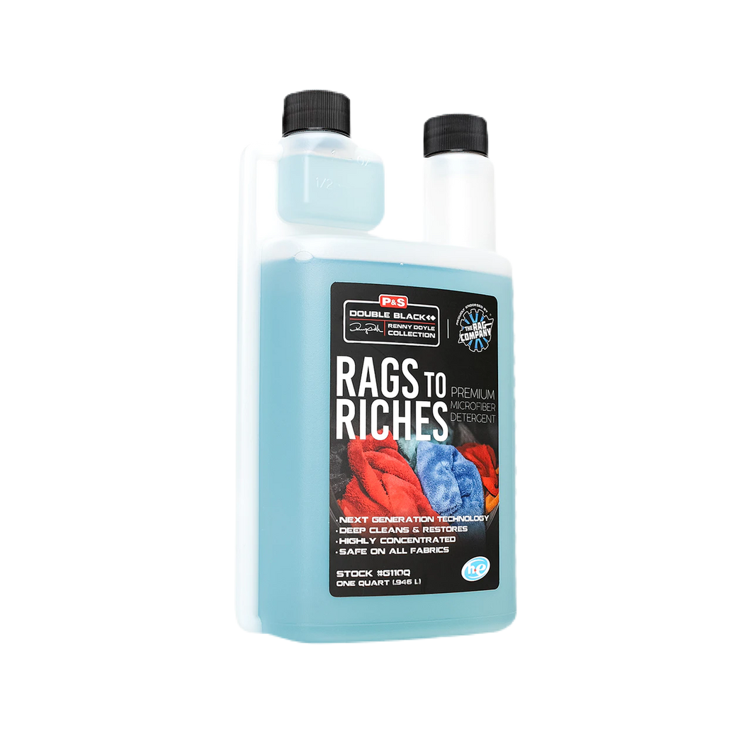 Rags To Riches Micro Fiber Detergent WH-1256