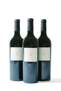 """Rutherford"" Vintage, 2016 Red Wine - 750ml x 3"