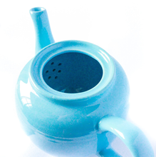 Load image into Gallery viewer, Tea Amo Loose leaf teas, Tea Trailer, Afternoon Tea Delivery | Turquoise Teapot