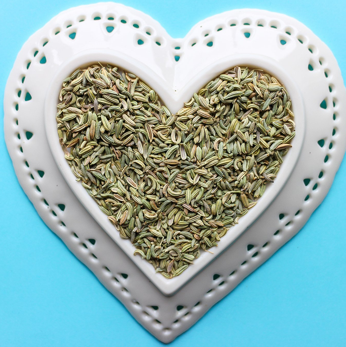Fennel Organic Loose Leaf Tea | Herbal Tisane