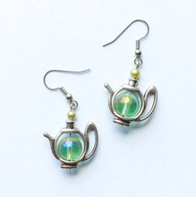 Load image into Gallery viewer, Teapot Shaped Earrings