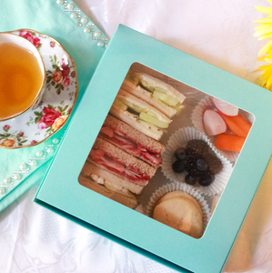January At Home Afternoon Tea Box