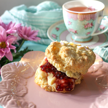 Load image into Gallery viewer, Cream tea Delivery in Hamilton Ontario | Scones Delivered in Hamilton, Ancaster, Dundas, Stoney Creek, Watertown, Mount Hope