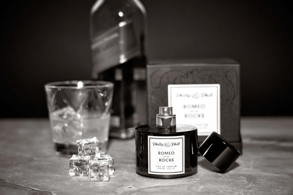 Romeo on the Rocks - The matching drink to the fragrance.