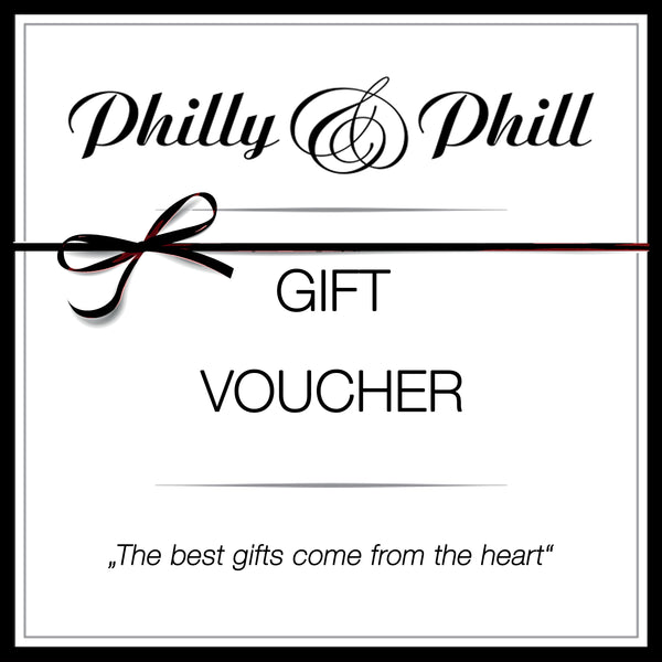 PHILLY&PHILL GIFT VOUCHER