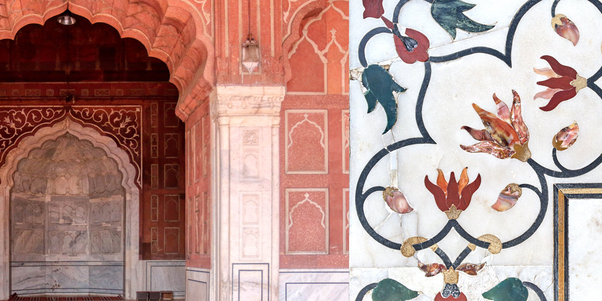 Archways Floral Mosaics India