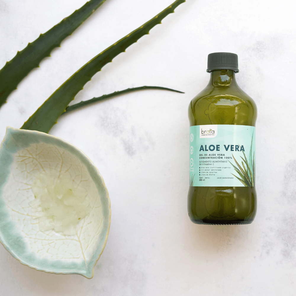 Gel Aloe Vera Brota 500ml