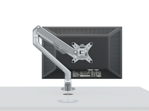 LIBERO Slimline Single Monitor Arm