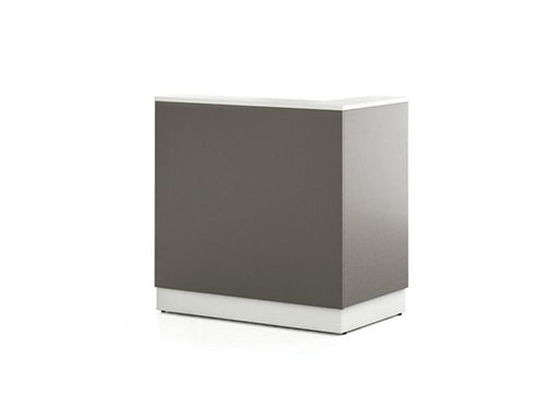 Allure Corner Reception Desk Unit