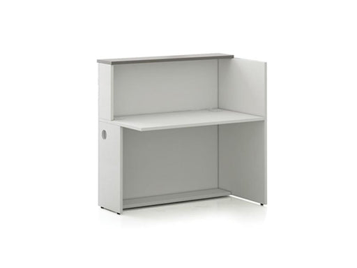 Allure Straight End Reception Desk Unit