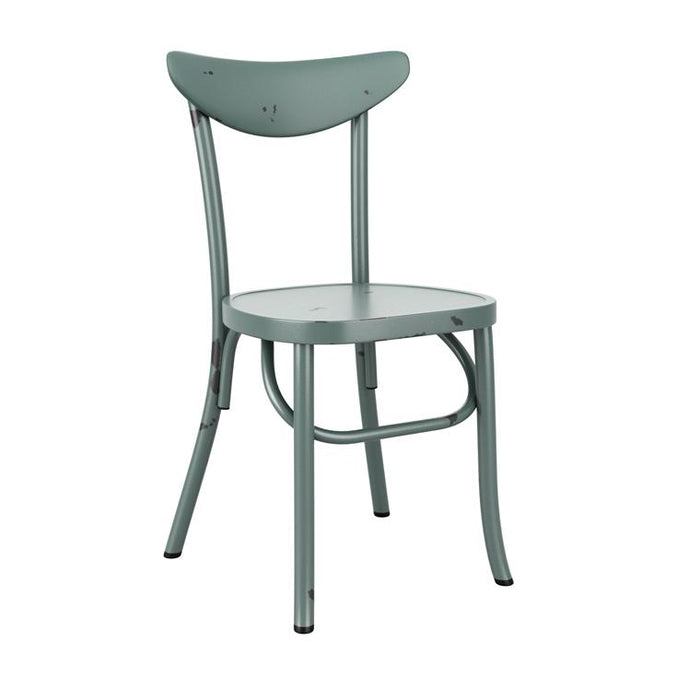 Breeze Side Chair - Retro Light Blue