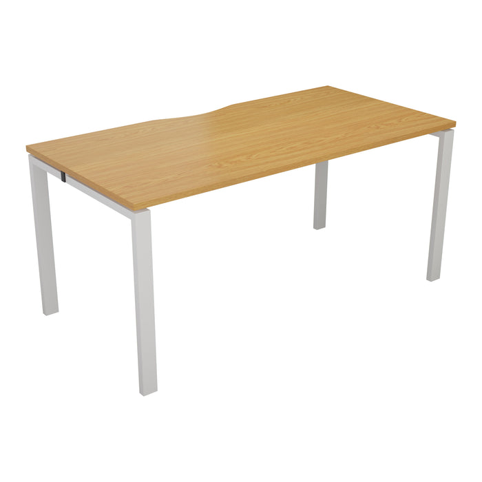 LOCO 1 person bench 1200mm x 800mm - Next Day Delivery