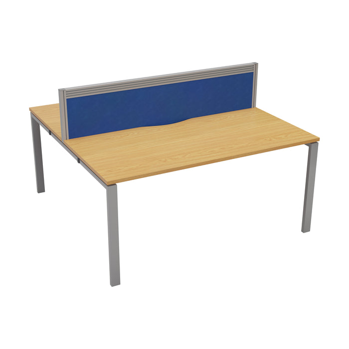 LOCO 2 person bench 1400mm x 1600mm - Next Day Delivery