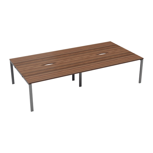 LOCO 4 person bench desk 2800mm x 1600mm
