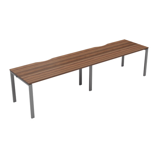 LOCO 2 person single bench desk 3200mm x 800mm