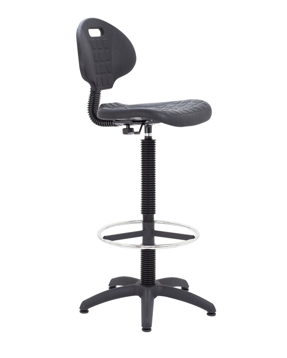 Factory Chair with Fixed Draughting Kit