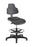 Lapis Perch Draughtsman Chair