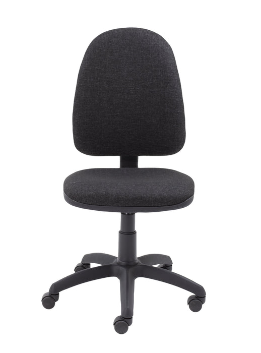 Zoom High Back Desk Chair - Charcoal Front
