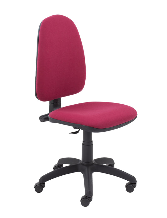 Zoom High Back Desk Chair Red