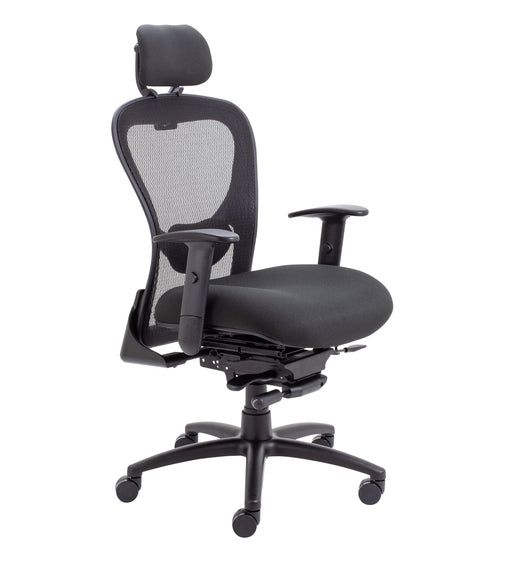 Strata High Back Desk Chair With Seat Slide
