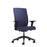 Ash High Back Office Chair - Blue
