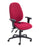 Maxi Ergo Office Chair Red