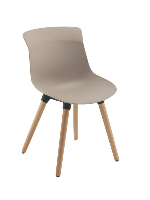 Charlie Wooden Leg Chair