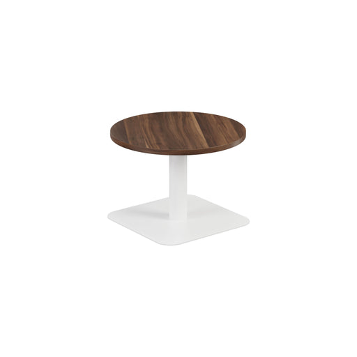 Pedestal base Coffee Table