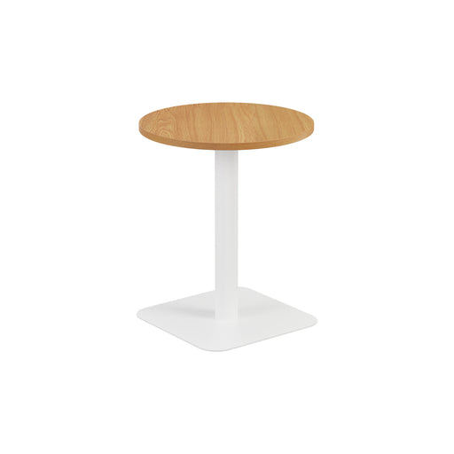 Pedestal base 600mm table