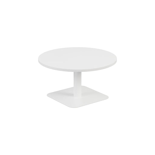 Pedestal base 800mm Coffee Table