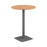 Pedestal base High Table 800mm diameter