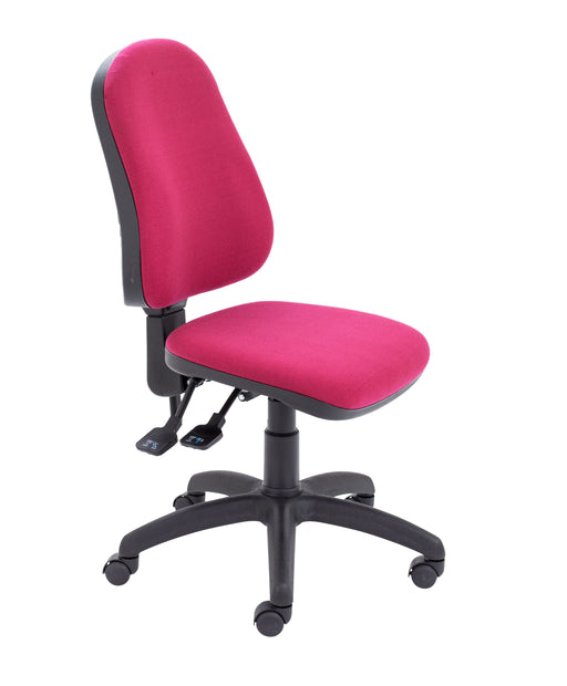 Calypso II High Back Office Chair - Red