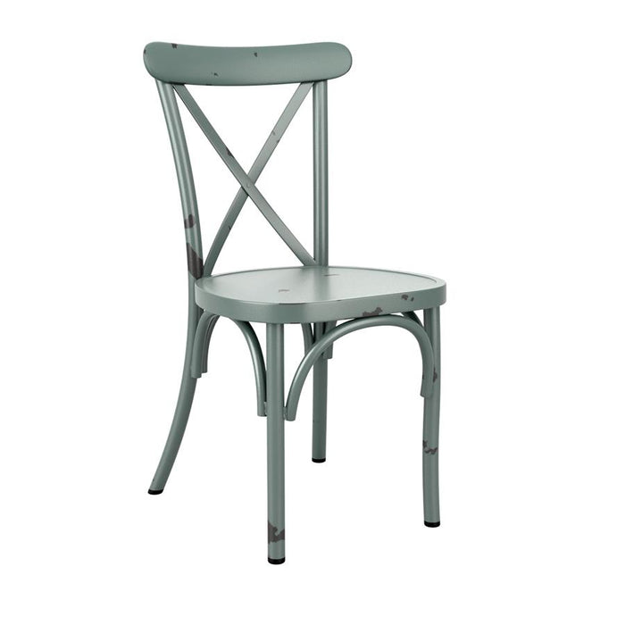 Café Chair - Light Blue
