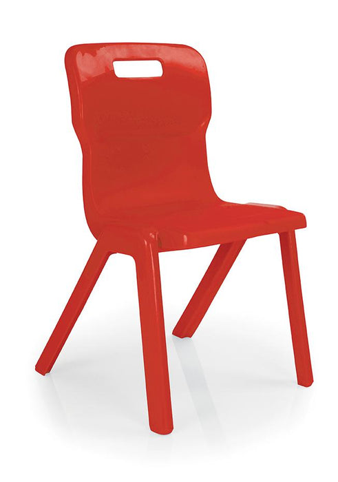 Titan One Piece Chair - Age 4-6
