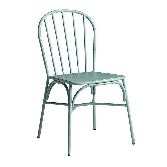 Denver Side Chair - Retro Light Blue
