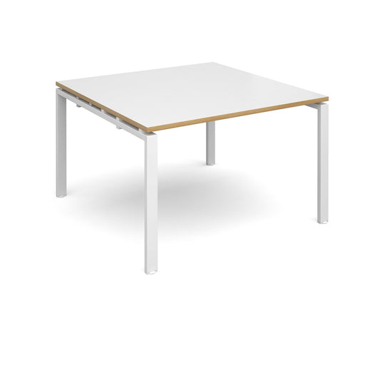 Adapt II Square Boardroom Table 1200mm x 1200mm